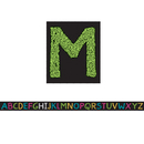 Teacher Created Resources TCR77262 Chalkboard Brights Alphabet Magnetic Strips