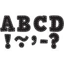 Teacher Created Resources TCR77309 Black Stitch Bold Block 3 Magnetic