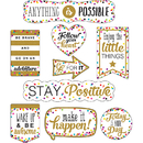 Teacher Created Resources TCR77326 Positive Sayings Accents