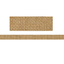 Teacher Created Resources TCR77336 Clingy Thingies Burlap Strips