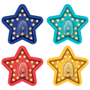 Teacher Created Resources TCR77355 Clingy Thingies Hooks Marquee Stars