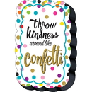 Teacher Created Resources TCR77392 Confetti Magnetic Whiteboard Eraser