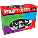 Teacher Created Resources TCR7841 I Have Who Has Gr 2-3 Academic