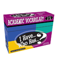 Teacher Created Resources TCR7842 I Have Who Has Gr 3-4 Academic - Vocabulary Games