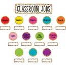 Teacher Created Resources TCR8802 Confetti Classroom Jobs Mini Bb St
