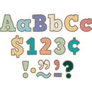 Teacher Created Resources TCR8820 Painted Wood 4In Letters Combo Pack