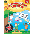 Teacher Created Resources TCR8843 Summertime Learning Gr 3
