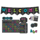 Teacher Created Resources TCR9665 Chalkboard Brights Set