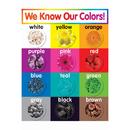 Teachers Friend TF-2503 Colors Chart Gr Pk-5