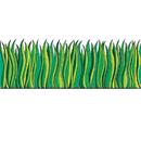 Teachers Friend TF-3302 Tall Green Grass Accent Punch Outs