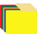 Top Notch Teacher Products TOP3370 Primary Assorted Mini File Folders