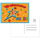 Top Notch Teacher Products TOP5119 Postcards Welcome To 3Rd Grade