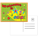 Top Notch Teacher Products TOP5120 Postcards Welcome To 4Th Grade