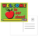 Top Notch Teacher Products TOP5122 Welcome To Our Class Postcards 30Pk