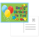 Top Notch Teacher Products TOP5123 Postcards Happy Birthday To You