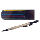 The Pencil Grip TPG330 Mechanical Pencil W/12 Color Refills