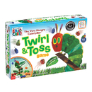 University Games UG-01297 The Very Hungry Caterpillar Twirl & - Toss Game