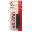 Velcro Usa VEC90075 Sticky Back 3-1/2In Strips Black