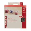 Velcro VEC90082 Velcro Tape 3/4 X 5 Yds White
