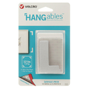 Velcro Usa VEC95182 Hangables 3In X 1-3/4In Corners 4Ct