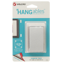 Velcro Usa VEC95187 Hangables 3In X 1-3/4In Strips 8 Ct