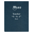 The Hubbard WAR51 Teacher 5 In 1 Grade Book Lesson - Planner Behavior Forms Calendar