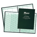 The Hubbard WAR6716 Record & Lesson Plan Combo Book