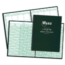 The Hubbard WAR6718 Record & Lesson Plan Combo Book