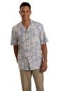 Edwards Garment 1036 Tropical Hibiscus Camp Shirt