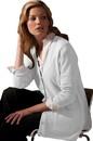 Edwards Garment 119 Misses' Long V-Neck Cardigan