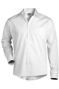 Edwards Garment 1363 Broadcloth Shirt - Men's Broadcloth Performance Shirt (Long Sleeve)