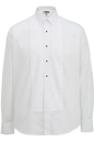 Edwards Garment 1393 Men's Tuxedo Shirt 1/4 Pleat