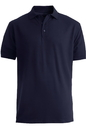 Edwards Garment 1530 Soft Touch Polo - Men's All Cotton Pique Polo (Short Sleeve)