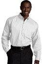 Edwards Garment 1750 Twill Shirt - Men's Cotton-Rich Twill Shirt (Long Sleeve)