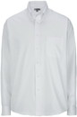 Edwards Garment 1975 Oxford Shirt - Men's Pinpoint Oxford Shirt (Long Sleeve) - Button Down Collar