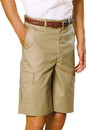 Edwards Garment 2485 Chino Shorts - Men's Flat Front Cargo Short (11