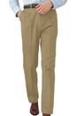 Edwards Garment 2630 Pleated Pant - Men's Pleated Front Pant - 100% Cotton
