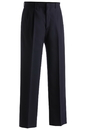 Edwards Garment 2650 Pleated Pant - Men's Pleated Front Pant - 75% Polyester/25% Wool