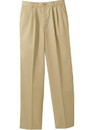 Edwards Garment 2670 Chino Pant - Men's Pleated Chino Pant