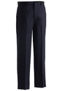 Edwards Garment 2780 Flat Front Pant - Men's Plain Front Pant - 55% Polyester/45% Wool