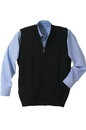 Edwards Garment 302 Zip Front Vest - Heavy Weight Acrylic