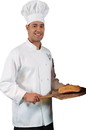 Edwards Garment 3302 Chef Coat - Ten Knot Button Chef Coat