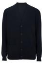 Edwards Garment 4080 Fine Gauge V-Neck Cardigan