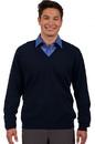 Edwards Garment 4090 Fine Gauge V-Neck Sweater