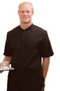 Edwards Garment 4278 Service Shirt - Men's Solid Tunic