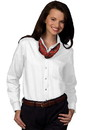 Edwards Garment 5077 Oxford Shirt - Women's Oxford Shirt (Long Sleeve)