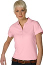 Edwards Garment 5576 Polo - Women's Dry-Mesh Solid Performance Polo