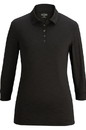 Edwards Garment 5590 Ladie's 3/4 Sleeve Optical Polo