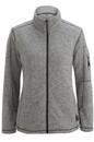 Edwards Garment 6460 Ladies' Knit Fleece Sweater Jacket