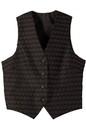 Edwards Garment 7391 Brocade Vest - Women's Brocade Swirl Vest